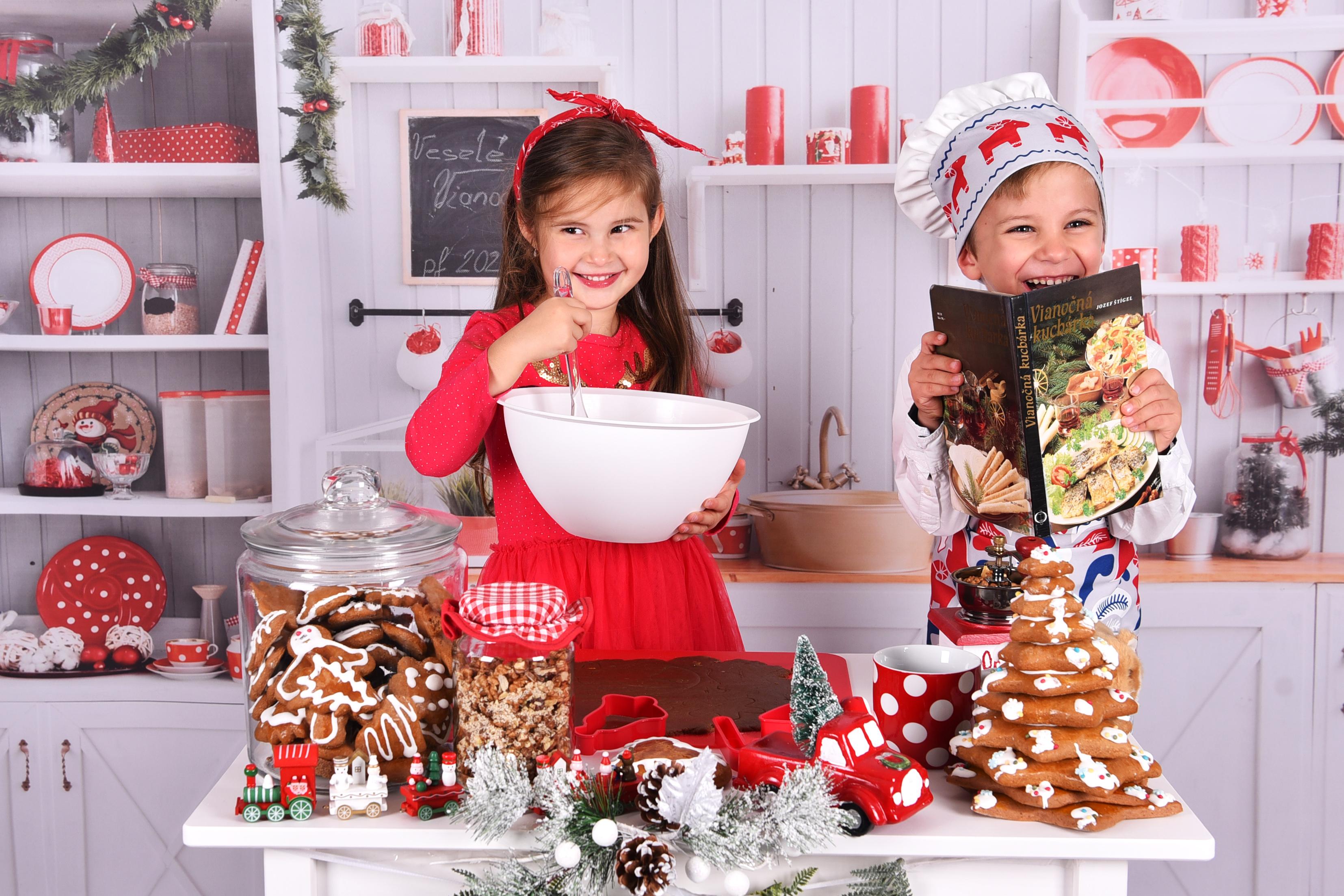 BABYFUN Vianočné fotenie