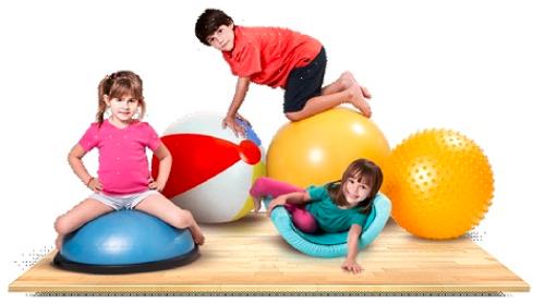deti na fitloptách